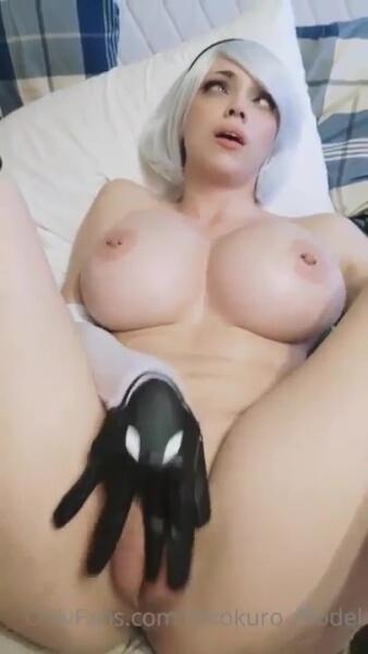 Naked octokuro Octokuro nude