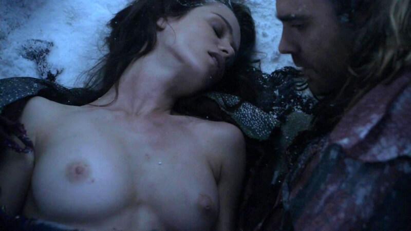Gwendoline Taylor nude – Spartacus s03e07 (2013)